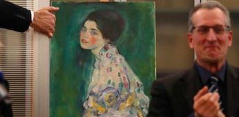 Confirman autenticidad de obra de Klimt