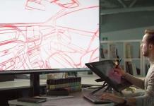 """Con tecnología, Ford """"mete"""" a sus diseñadores en los bocetos (VIDEO)"""