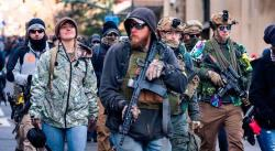 Miles protestan en ciudad de EEUU contra los controles a armas de fuego (FOTOS)