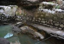 Hallan restos de temazcal prehispánico en el centro de la Ciudad de México