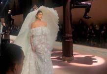 Givenchy escribe en París una carta de amor a la alta costura