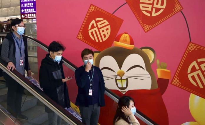 NOTICIAS. El virus chino ya habría llegado a México