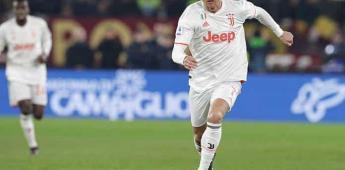 Cristiano recupera el nivel con la Juve