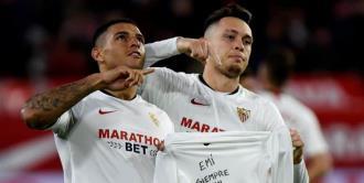 """Ya sin """"Chicharito"""", Sevilla avanza a octavos de Copa del Rey"""
