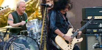 Baterista de Aerosmith demanda a sus compañeros para unirse a la banda en eventos del Grammy