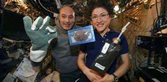 Galletas cocidas en el espacio tardan más que en la Tierra