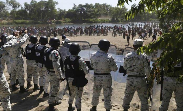 EEUU elogia a México y Centroamérica por su mayor control migratorio