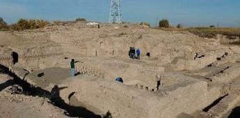Hallan en Armenia restos de acueducto