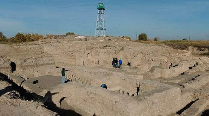 Hallan en Armenia restos de acueducto'>