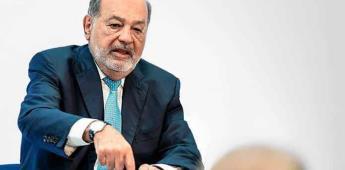 Instituto Reina Sofía reconoce a Carlos Slim
