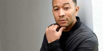 La Navidad continúa para John Legend