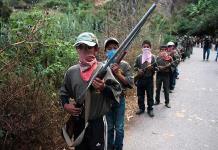Revisará SSPC el caso de menores armados en Guerrero