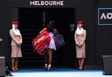Soy mejor que eso, dice Serena tras caer en el Abierto de Australia