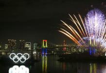 Tokio festeja que está a 6 meses de los Juegos Olímpicos