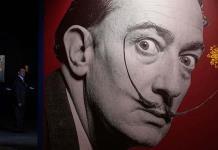 La magia de Dalí desembarca en el corazón de Moscú