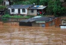 Más de 30 mil desplazados por lluvias e inundaciones en Brasil