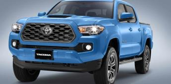 Tacoma 2020, la mejor pick-up de Toyota para ti