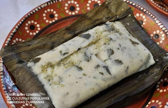 Tamales para degustar y llevar para cumplir la Candelaria (Dirección General de Culturas Populares, Indígenas y Urbanas).