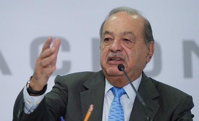Fundación Carlos Slim destinará mil mdp para combatir el Covid-19