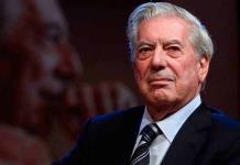 """""""Tiempos recios"""" de Vargas Llosa, gana premio"""