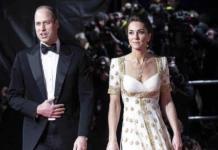 Guillermo y Catalina ¡brillan en los BAFTA 2020!