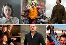 Lista de nominados para la 92 edición de los Óscar