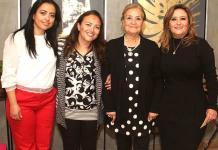 Angélica López Escamilla festejó radiante su cumpleaños
