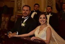 Laura Matienzo Valle y Roberto Ramírez Solís unen sus vidas por amor