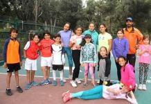 Niños y jóvenes fortalecen su organismo