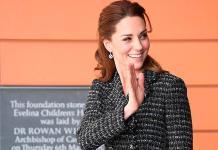 Ahora es Kate Middleton quien acapara los reflectores