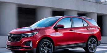 Presenta GM la Equinox 2021