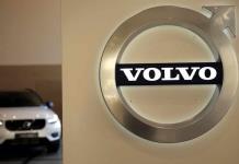 Revisan autos Volvo por falla en freno de emergencia