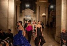 Óscar de la Renta, una fantasía de moda en la Biblioteca de Nueva York