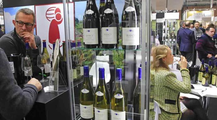 Industria vitivinícola francesa realiza gran feria en París'>