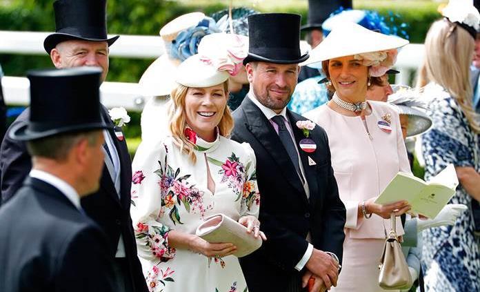 Nieto de la reina Isabel II anuncia su divorcio