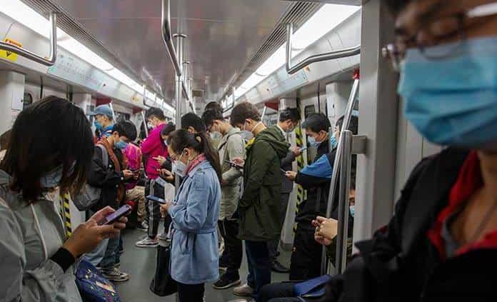 China reporta 143 nuevos decesos por coronavirus