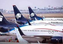 Durante la contingencia, Aeroméxico usará sus aviones de pasajeros para transportar carga