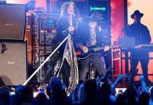 Aerosmith cerrará la gira por su 50 aniversario con un concierto en Moscú