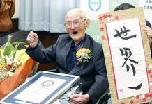 Japonés de 112 años es el hombre más viejo del mundo, según Guinness