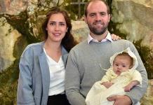 Rodrigo Aranda Berrueta recibió el bautismo