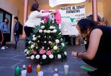Feministas protestarán contra medios y Gobierno tras brutal feminicidio