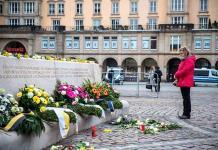Conmemoran 75 aniversario del bombardeo de Dresde