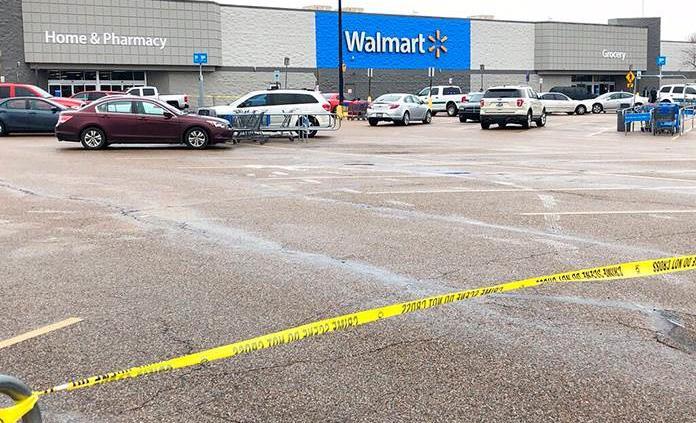 Dos hombres se matan a tiros tras discutir dentro de un Walmart en Alabama