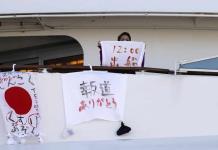 Impera el aburrimiento en crucero en cuarentena en Japón
