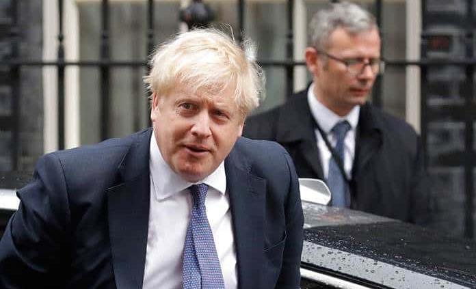 Boris Johnson remodela el gobierno británico