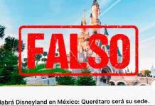 Hacen viral noticia falsa sobre nuevo parque de Disney en Querétaro