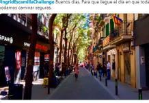 Llaman a inundar redes con fotos inspiradoras y tiernas mediante el #IngridEscamillaChallenge