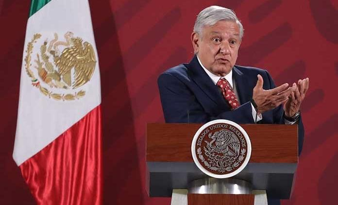 Todo nuestro respeto al movimiento feminista: López Obrador