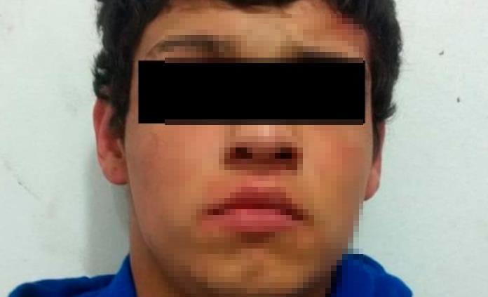 Cae presunto líder de banda de ladrones de autos en Soledad