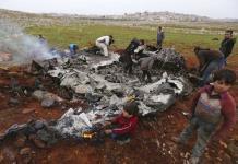 Derriban helicóptero en Siria y mueren sus dos tripulantes